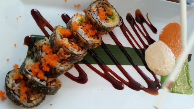 Swordfish Maki Roll
