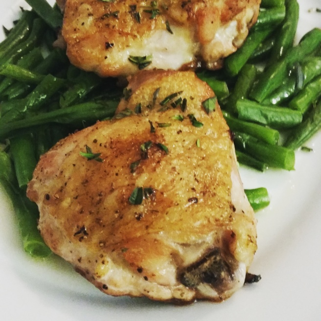 Savory Lemon Butter Chicken